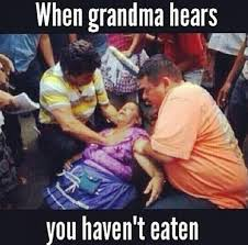 Meme - When grandma hears | Funny Dirty Adult Jokes, Memes ... via Relatably.com