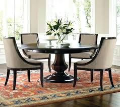 wonderful 54 inch round dining table with leaf mitventuresco for 54 pedestal dining table modern