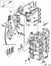 mercury marine wiring harness diagram solidfonts 1979 mercury 115 wiring harness diagram discover your