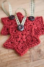 Crocheted star. The directions in the pattern are confusing but use the  link to the