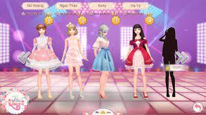 Thay vì 1, The Queen - Game thời trang tương tác ảo đầu tiên cho gamer mang  tới… 5 người mẫu đi thi