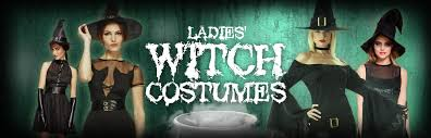 Ladies <b>Witch Costumes</b> | Mega Fancy Dress