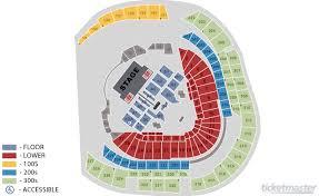 Marlins Seating Chart Marlins Park Seating Map Compressportnederland