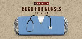 Free Burritos: Chipotle Honors Nurses ...