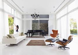 ... Blend in other iconic pieces of decor along with the Eames Lounge &  Ottoman