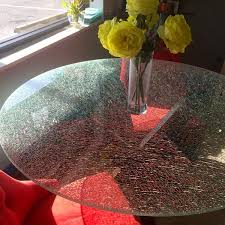 broken glass table tops shattered glass table tops ed glass table tops 8mm