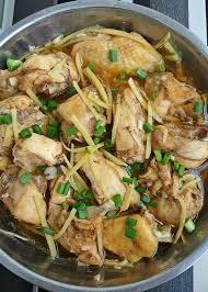 Goreng rebus kukus bakar panggang tumis. Ayam Kukus Halia Menu Tanpa Minyak Namun Tetap Sedap Menjilat Jari Makanan Resipi Explorasa Forum Cari Infonet