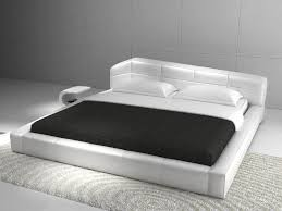 dream bedroom furniture. J\u0026M Furniture Dream Upholstered Platform Bed In White Leather Bedroom