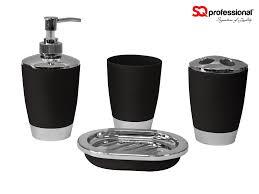 Black Bathroom Accessories Bathroom Accessories Sq Professional Ltd Signature Of Quality