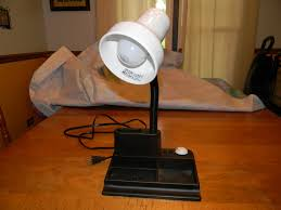 desk lamp with organizer base in naperville