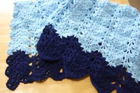 Ripple Afghan Patterns Stunning Lacy Vstitch Ripple Afghan Afghans Crocheted My Patterns