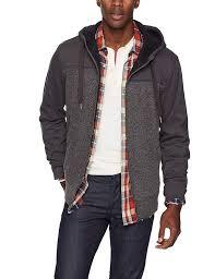 Prana Mens Zion Full Zip Athletic Hoodie Amazon Co Uk