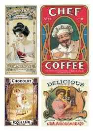 Vintage Food Labels Labels Vintage Food Free Image On Pixabay