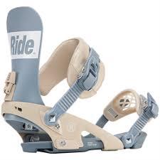 Ride Snowboard Binding Size Chart