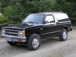 1988 Chevrolet S-10 - Information and photos - MOMENTcar