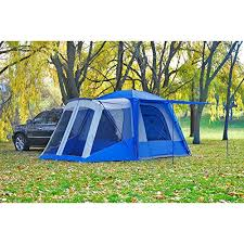 Napier Outdoors Sportz #84000 5 Person SUV Tent with Screen Room ...