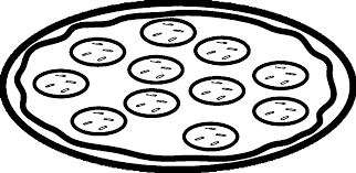 Small Picture Pizza coloring pages for preschooler ColoringStar