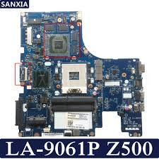 <b>KEFU VIWZI Z2 LA 9061P Laptop</b> motherboard for Lenovo Z500 ...