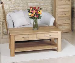 stunning baumhaus mobel. Mobel Oak Four Drawer Coffee Table Stunning Baumhaus