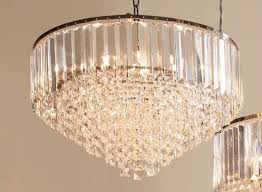 laura ashley vienna glass and antique brass ceiling light