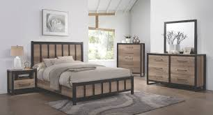 coaster 206271ke s4 4pc edgewater king bedroom set w dresser mirror and