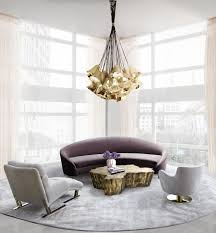 koket vamp sofa gia chandelier living room design 8 decorating ideas to improve your living