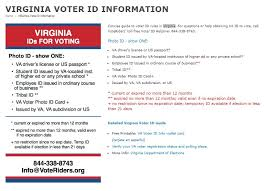 Countable - Voter Strict Laws alert Id Virginia