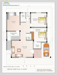 gorgeous 1000 to 1200 sq ft indian house plans completed floor
