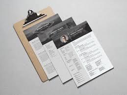 Minimalist Resume Minimalist Resume by Geelator GraphicRiver 30