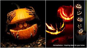 Crazy Cool Pumpkin Designs 111 World S Coolest Pumpkin Designs To Carve This Falll