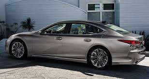 2018 lexus pic. brilliant pic 2018 lexus ls luxury sedan rear in lexus pic a