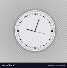office wall clock.  Office Wall Clock Office Template Design In Vector Image Intended Office Clock T