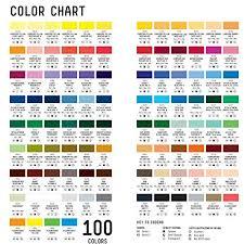 Plastikote Colour Chart Liquitex Professional Spray Paint 400 Ml Titanium White