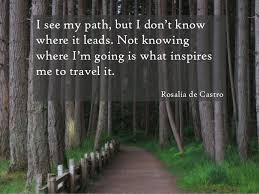 40 Travel Quotes Inspirational Paths Gorgeous Path Quotes