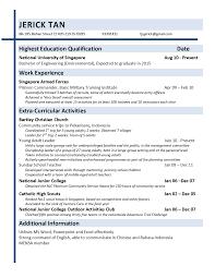 Resume Environmental Engineer Resume