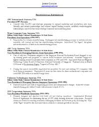 Resume Sample 10 Operations Management Resume Career Resumes