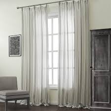 curtain cotton voile curtains incredible pictures ideas white