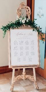 Easel And Frame Rentals Wedding Decor Toronto Easel Rentals