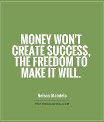 Making Money Quotes Extraordinary Quote Of Nelson Mandela QuoteSaga