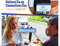 one of the ads available to promote co op connections day ing oct 5 photo by touchstone energy cooperatives