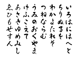 Hiragana Alphabet Chart 13 Facts You Did Not Know About Hiragana The Japanese