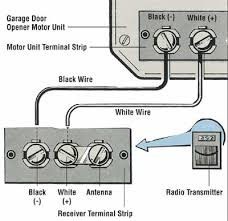 craftsman garage door opener wiring schematic images garage door garage door opener wiring schematic on