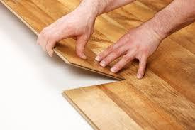 the finish itself contains aluminum installing prefinished hardwood floor