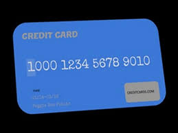 How Can I Charge Someones Credit Card Anatomy Of A Credit Card Account Number