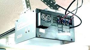 liftmaster chamberlain garage door opener remote control 953estd battery replacement repair craftsman