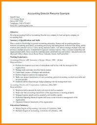 Accounting Objective Resume Resume Accounting Objective Resume 11
