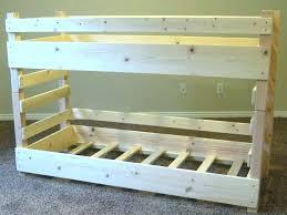 bunk bed frame plans loft bed plans how to build a bunk bed bunk bed frame