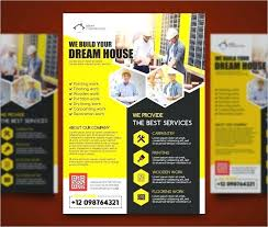 Training Flyer Templates Free Job Work Free House Flyer Template Design Word Unique