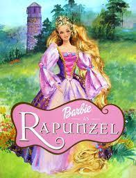 FINALLY! Better quality of búp bê barbie Rapunzel book cover! - phim búp bê  barbie bức ảnh (22252629) - fanpop