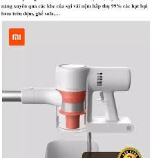 Máy hút bụi Xiaomi Mijia 1C - Bảo hành 3 tháng Máy hút bụi không dây Máy